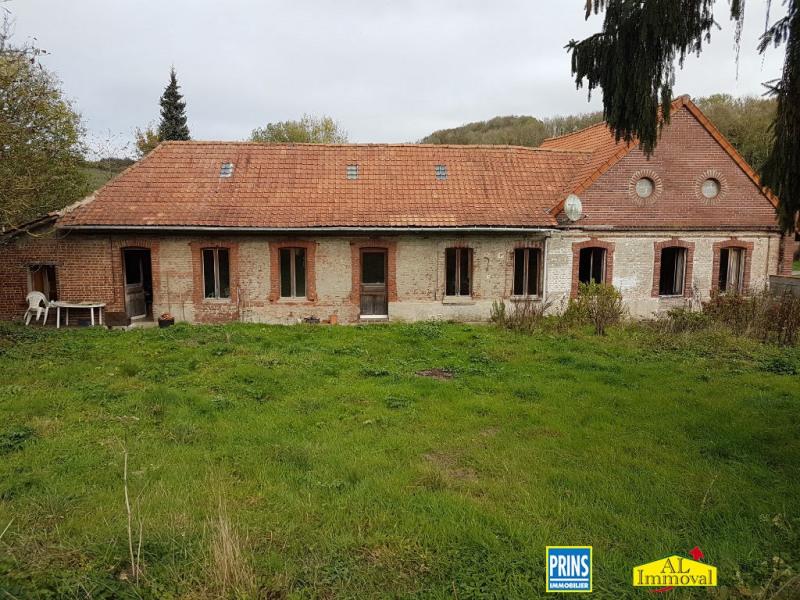 Vente maison / villa Fauquembergues 110500€ - Photo 1