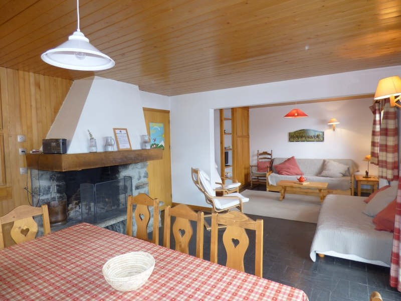 Deluxe sale apartment Meribel 660 000€ - Picture 4