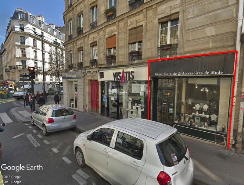 Location boutique Paris 18ème 905€ HC - Photo 2