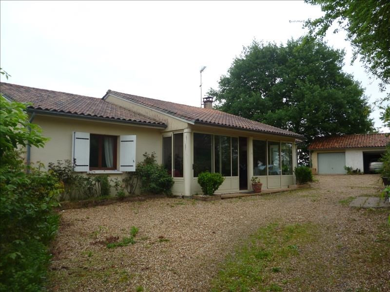 Vente maison / villa Montpon menesterol 196 000€ - Photo 1