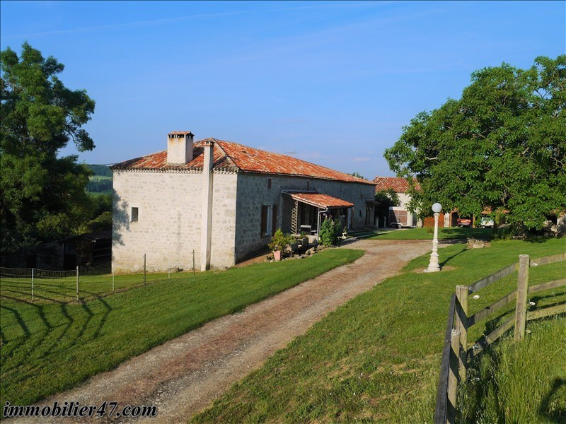 Vente maison / villa Prayssas 470 000€ - Photo 4