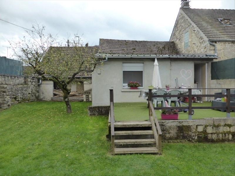Sale house / villa Crepy en valois 110000€ - Picture 1