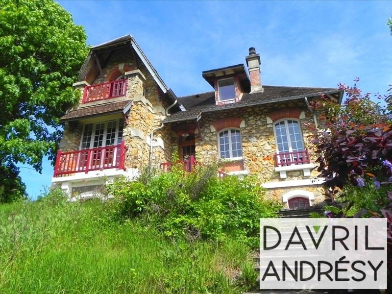 Vente de prestige maison / villa Chanteloup les vignes 450000€ - Photo 1
