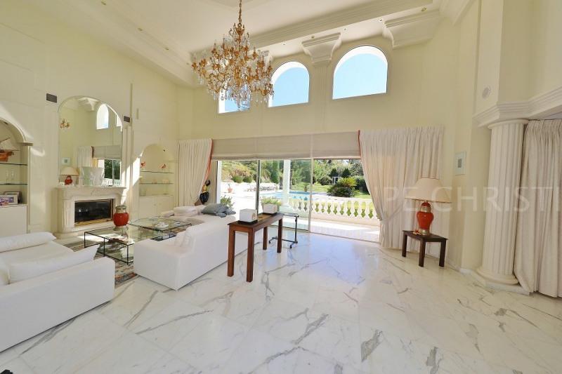 Vente de prestige maison / villa Mandelieu 2690000€ - Photo 4