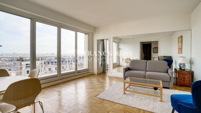 Rental apartment Paris 16ème 2200€ CC - Picture 3