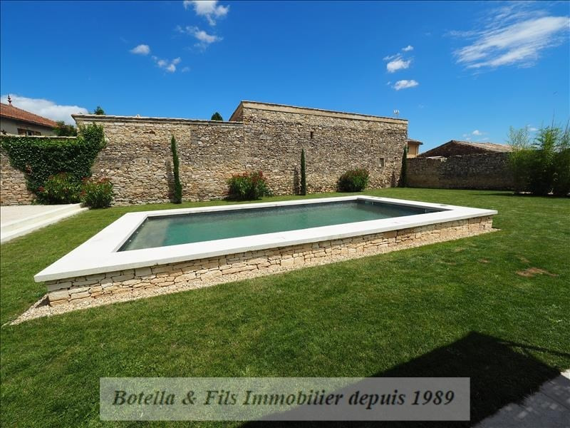 Verkoop van prestige  huis Uzes 399000€ - Foto 3