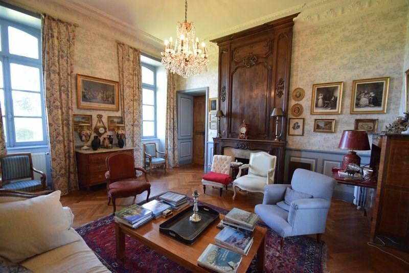 Revenda residencial de prestígio castelo Granville 745500€ - Fotografia 5