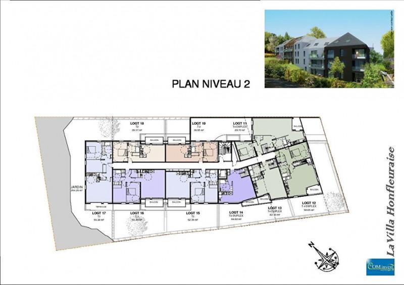 Vente appartement Honfleur 162750€ - Photo 10
