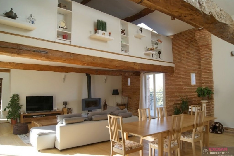 Vente de prestige maison / villa Ayguesvives 450000€ - Photo 4