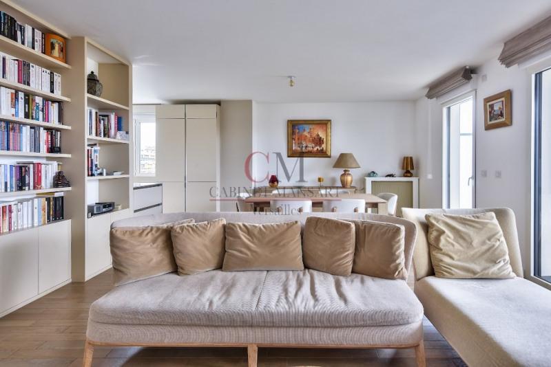 Vente de prestige appartement Saint cloud 1190000€ - Photo 15