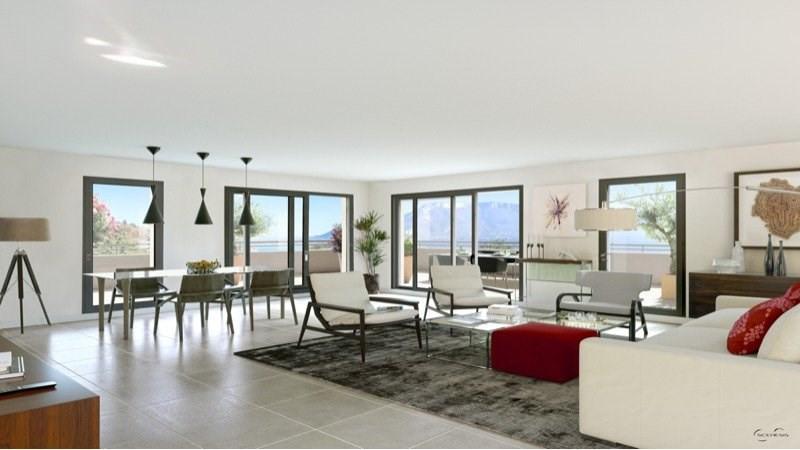 Vente de prestige appartement Annecy 778000€ - Photo 3