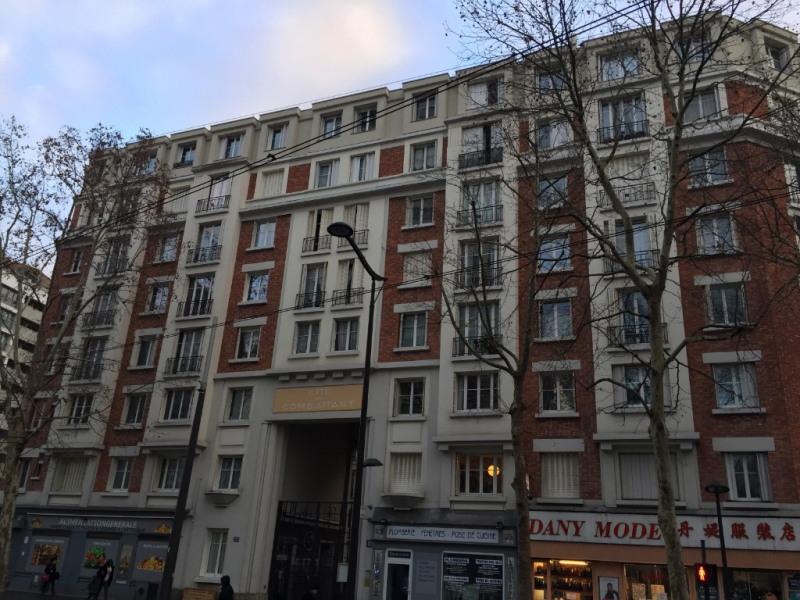 Vente appartement Paris 13ème 429000€ - Photo 1