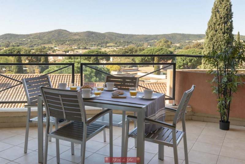 Sale apartment Bormes les mimosas 289 000€ - Picture 2