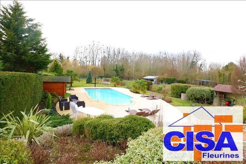Vente de prestige maison / villa Roissy en france 569 000€ - Photo 7
