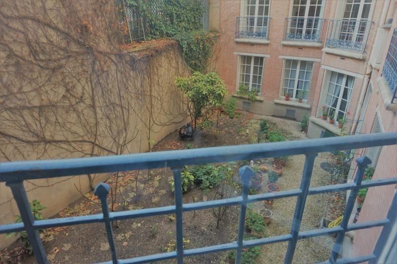 Venta de prestigio  apartamento Paris 16ème 860000€ - Fotografía 2