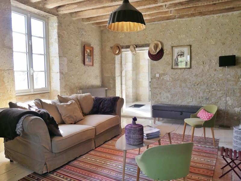 Vente de prestige maison / villa St mezard 583000€ - Photo 7