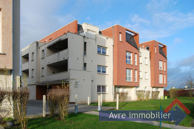 Vente appartement Verneuil d'avre et d'iton 69 500€ - Photo 1