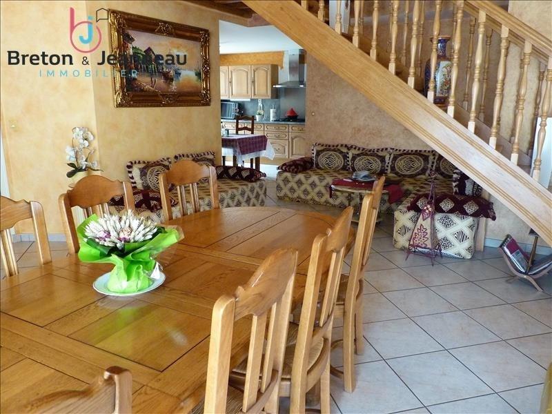 Sale house / villa Aze 270400€ - Picture 6