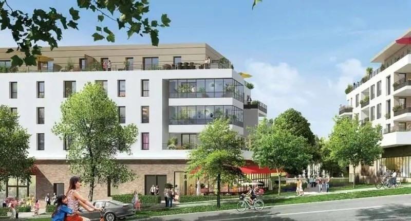 Rental apartment Boissy-saint-léger 849€ CC - Picture 1