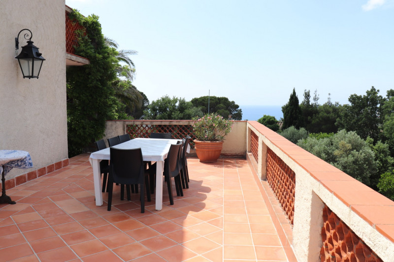 Vacation rental house / villa La croix valmer 3 000€ - Picture 6
