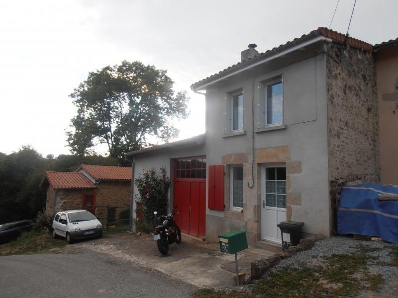 Vente maison / villa Nantiat 119000€ - Photo 1