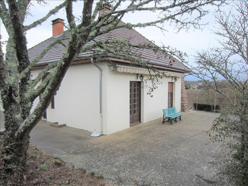 Vente maison / villa Dompierre sur besbre 128400€ - Photo 7