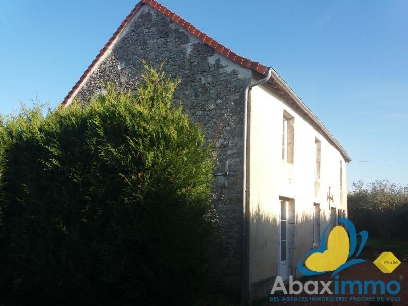 Sale house / villa Falaise 149300€ - Picture 1