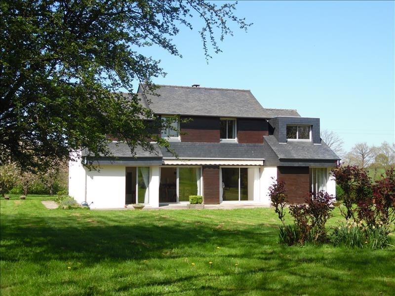 Vente maison / villa Baguer-morvan 283550€ - Photo 1