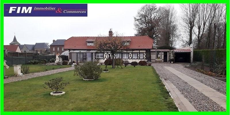 Vente maison / villa Secteur eu 138000€ - Photo 1