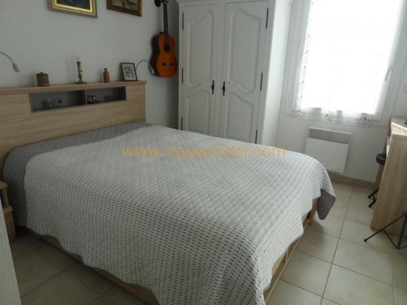 Viager appartement Montagnac 155 000€ - Photo 9
