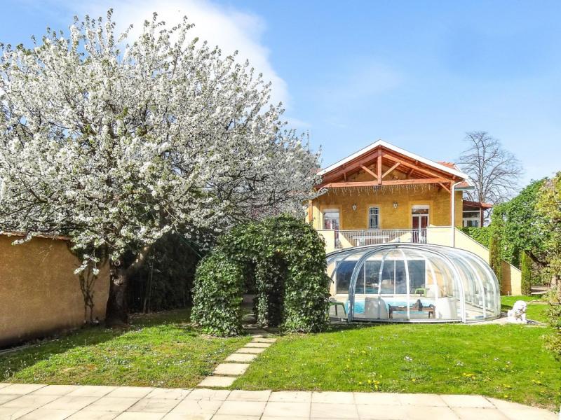Vente de prestige maison / villa Lyon 9ème 1045000€ - Photo 2