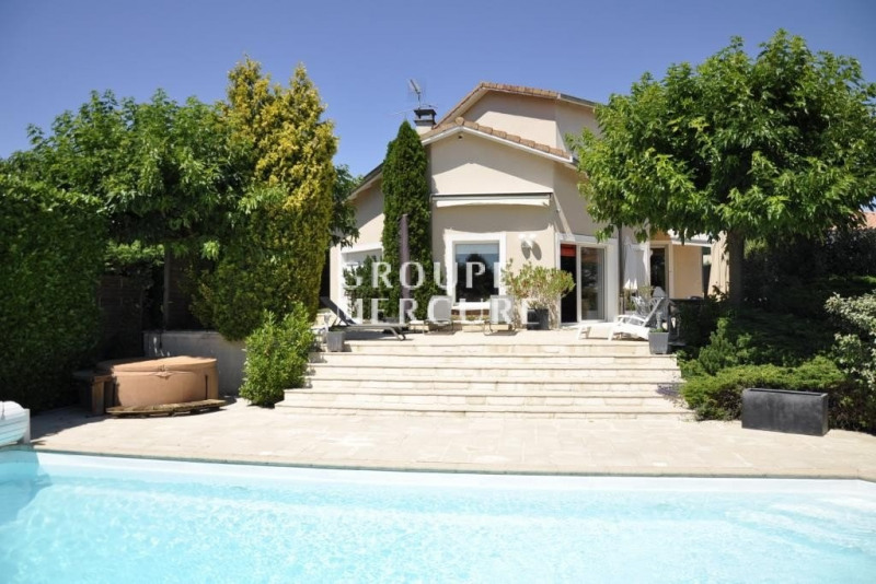 Deluxe sale house / villa St cyr au mont d'or 945 000€ - Picture 2