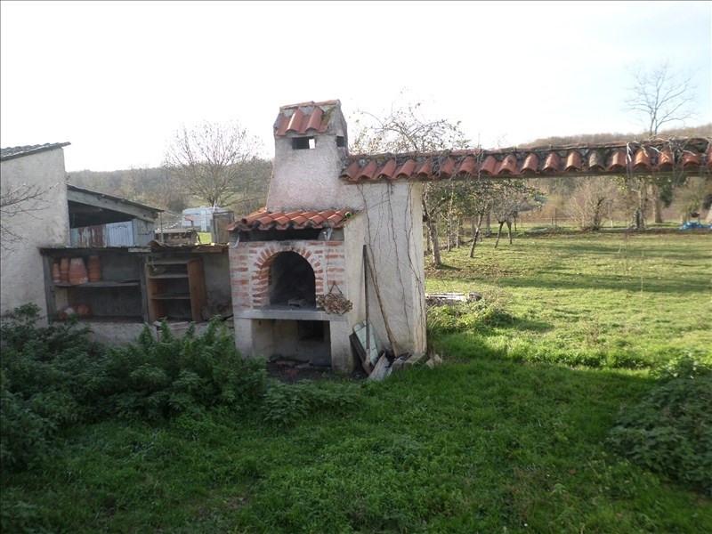 Vente maison / villa Moulismes 59000€ - Photo 9