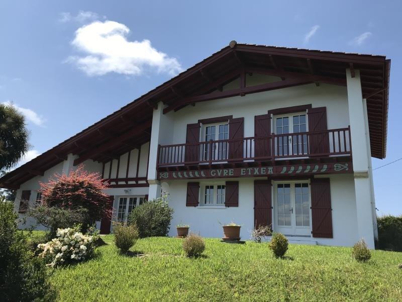 Deluxe sale house / villa Ahetze 892500€ - Picture 1