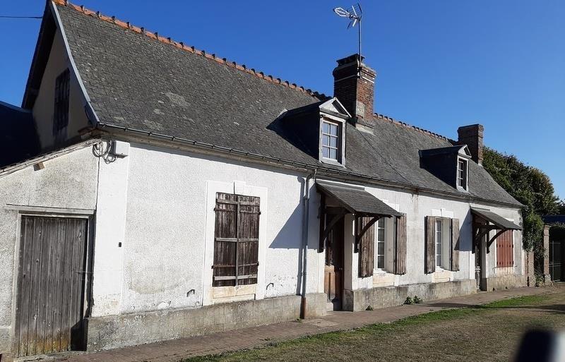 Sale house / villa Conches en ouche 108000€ - Picture 1