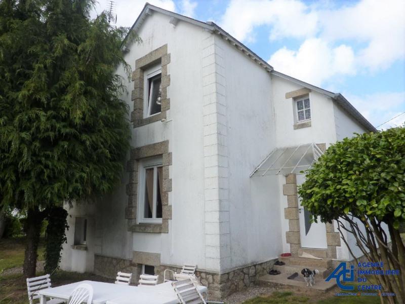 Vente maison / villa Pontivy 111000€ - Photo 1