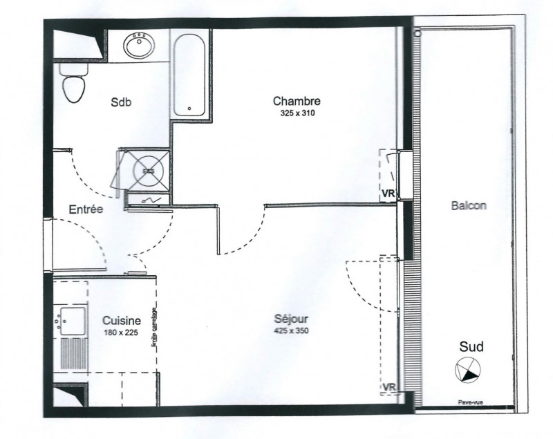 Alquiler  apartamento Epinay sur orge 875€ CC - Fotografía 12