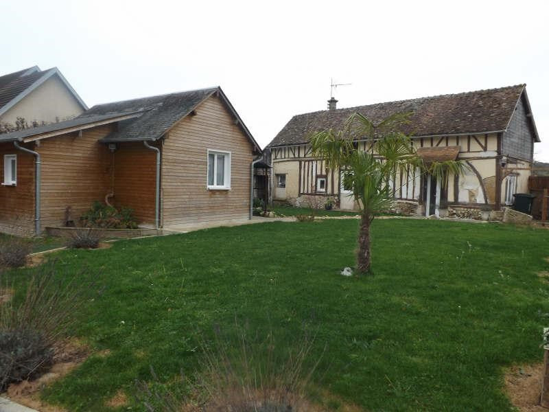 Vente maison / villa Acquigny 136000€ - Photo 6