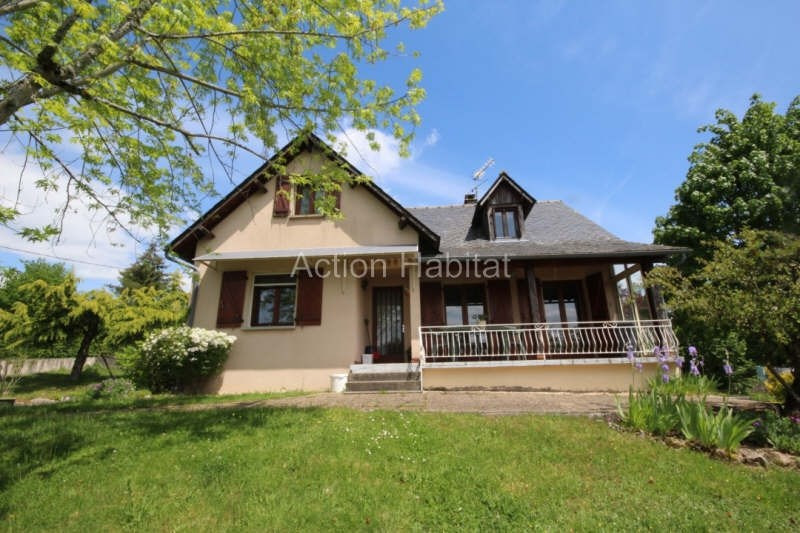 Sale house / villa La fouillade 199 500€ - Picture 1