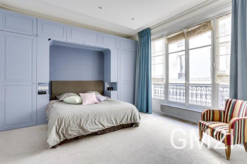 Vente de prestige appartement Paris 16ème 3140000€ - Photo 4
