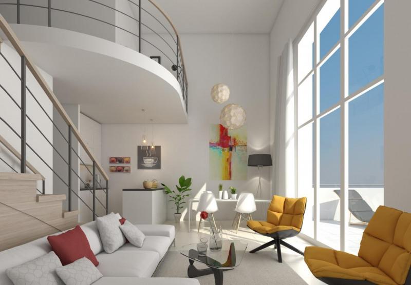 Vente de prestige appartement Paris 18ème 1085000€ - Photo 1