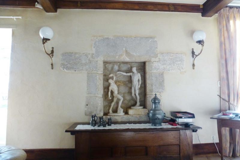 Vente de prestige maison / villa Cherval 574750€ - Photo 7