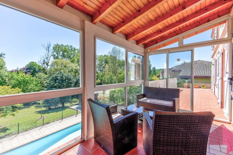 Deluxe sale house / villa Montrabe 629000€ - Picture 3