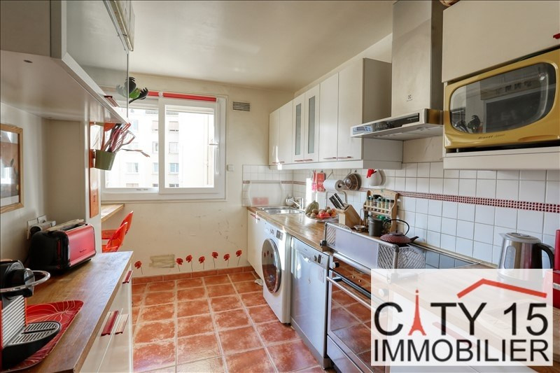Venta  apartamento Paris 15ème 689000€ - Fotografía 2