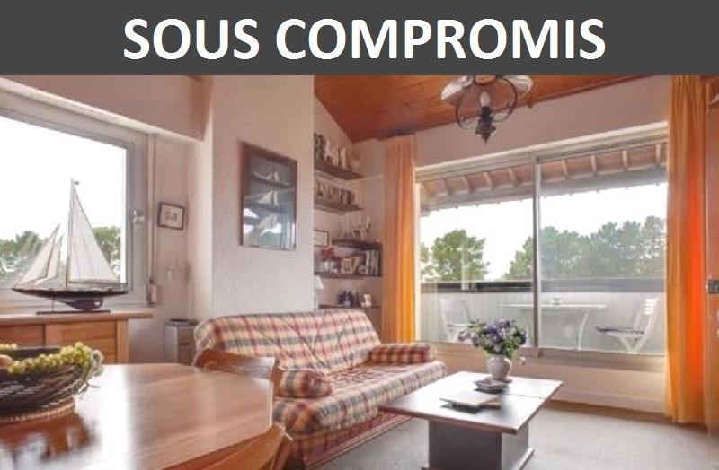 Vente appartement Carnac 136480€ - Photo 1