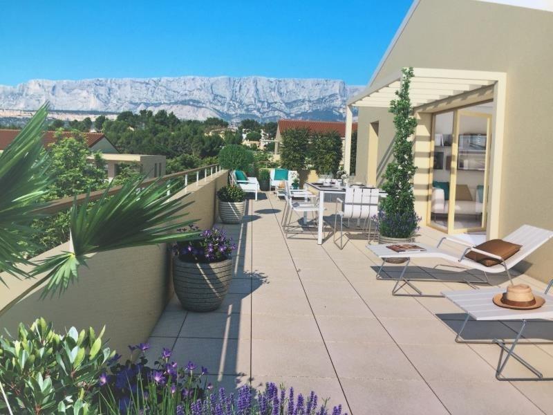 Sale apartment Rousset 389900€ - Picture 1