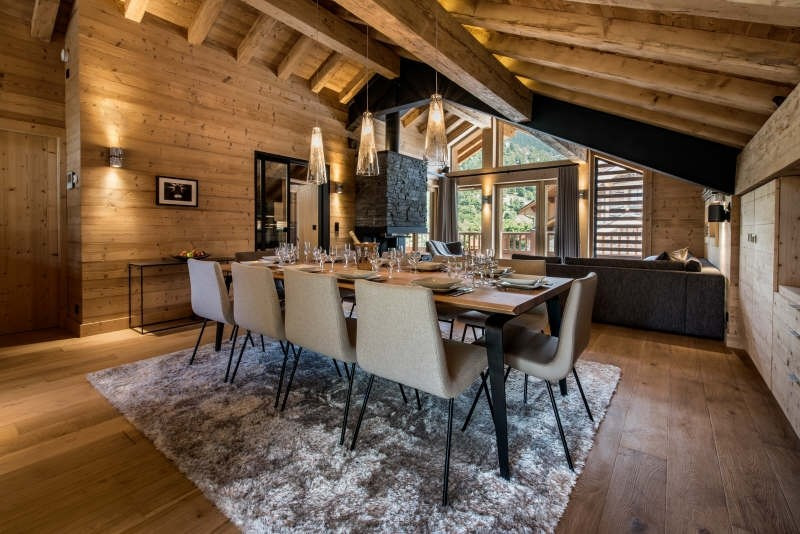 Vente de prestige maison / villa Meribel 3 790 000€ - Photo 2