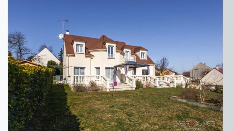 Sale house / villa Nanteuil les meaux 499900€ - Picture 1