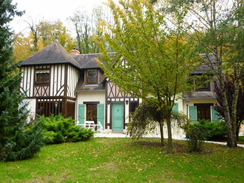 Sale house / villa Breval proche 405000€ - Picture 2