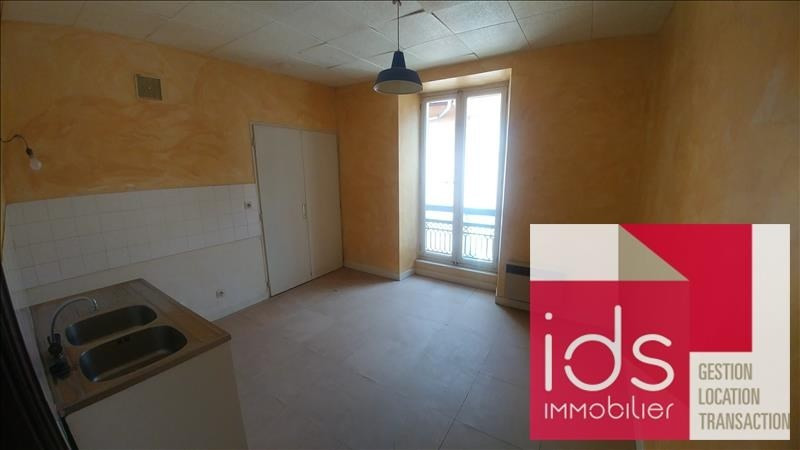 Sale apartment Allevard 98 000€ - Picture 3